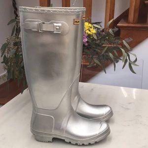Hunter Original Tall Cosmic Waterproof Rain Boot